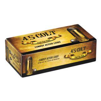 AGUILA 1E454319 45COLT 200 SP 50/10