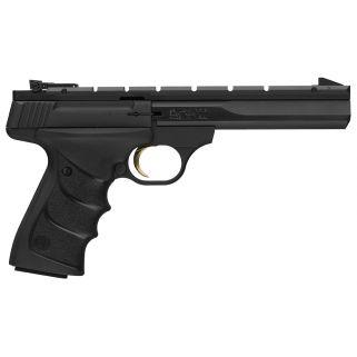 """Browning Buck Mark Center 22LR 5.5"""" Barrel W/ Pro Target Sights 10+1 Matte Black 051501490"""