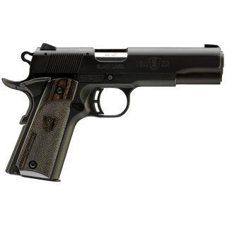 """Browning 1911-22 Camper 22LR 3.625"""" Barrel W/ Black A1 Sights 10+1 Black 051815490"""