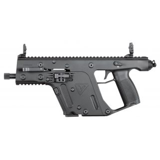 "Kriss Vector SDP Gen II 10mm 5.5"" Barrel W/ Flip-Adjustable Sights 15+1 Black KV10-PBL20"