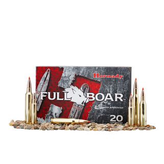 Hornady Full Boar 300WIN 165 Grain GMX 20 Round Box 82023