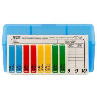 MTM RM5024 50RD AMMO BOX 243/308 BLUE