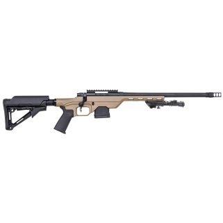 "Mossberg MVP LC 223 Remington/5.56NATO 16.25"" Threaded Barrel 10+1 Tan/Black 27773"