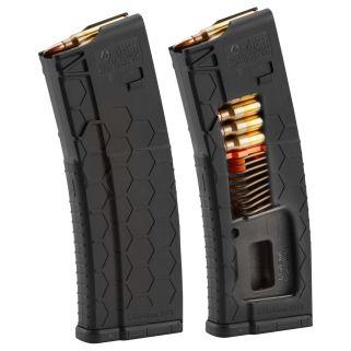 HEX HX15/30ARBLK MAG AR15 15RD BLACK