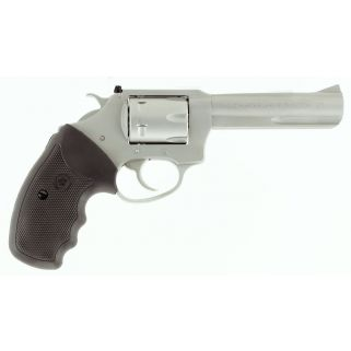 "Charter Arms Pathfinder 22 Magnum 4.2"" Barrel W/ Adjustable Sights 6Rd Black Rubber Grip/Stainless 72342"