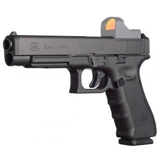 """Glock G35 MOS Gen 4 40S&W 5.31"""" Barrel 10+1 PG3530101MOS"""