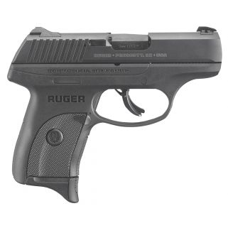 "Ruger LC9s Pro 9mm Luger 3.12"" 7+1 Black Polymer Grip/Blued 3248"