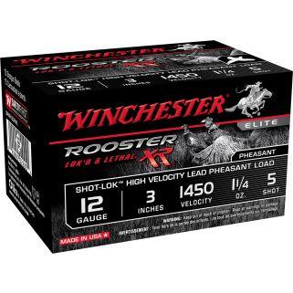 "Winchester Rooster XR 12 Gauge 5 Shot 3"" 15 Round Box SRXR123HV5"