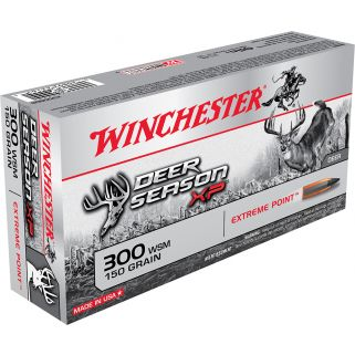Winchester Deer Season XP 300WSM 150 Grain 20 Round Box X300SDS
