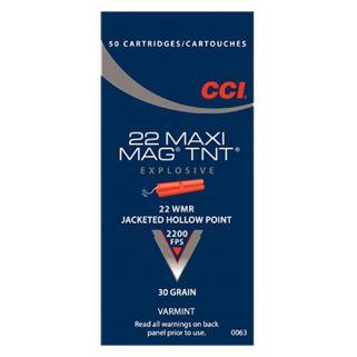 CCI 0063 22 WMR MAXI-MAG TNT 50/40