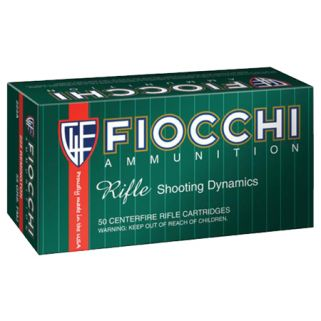 Fiocchi Shooting Dynamics 7mm-08 Remington 139 Grain BTSP 20 Round Box 7MM08B