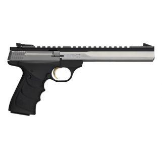"Browning Buck Mark Contour URX 22LR 7.25"" Barrel W/ Pro Target Sights 10+1 Black/Stainless 051508490"