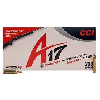 CCI 949CC 17HMR 17GR VT (SVA17) 200/10