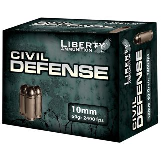 LIBERTY LA-CD-10-032 10MM 60GR 20/50