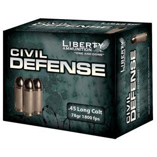 LIBERTY LA-CD-45-031 45LC 78GR 20/50