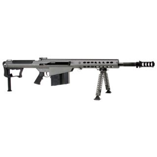 "Barrett M107A1 50BMG 20"" Barrel 10+1 Tungsten Grey 14552"