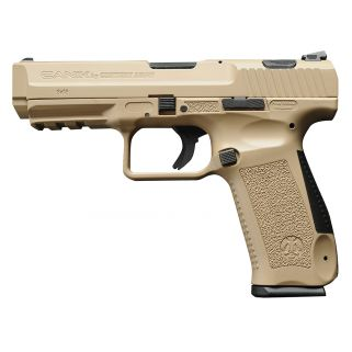 "Century TP9SA SA 9mm 4.5"" Barrel 18+1 HG3277DN"