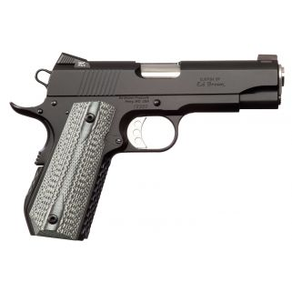 "Ed Brown AC-SS-G4 Alpha Carry Gen4 SAO 45 ACP 4.3"" 7+1 Poly Grip Black ACSSG4"