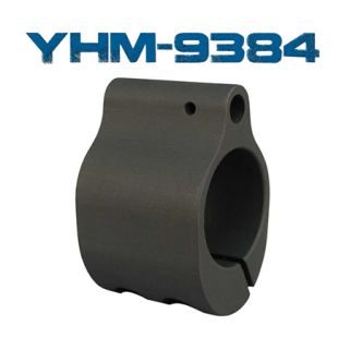YHM 9384 LOW PRO GAS BLOCK SLOTTED