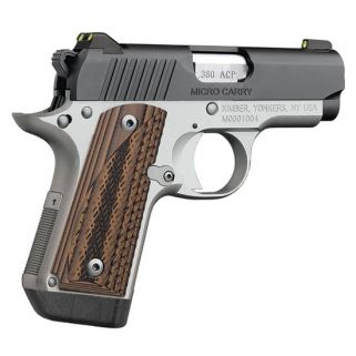 "Kimber Micro Carry Advocate 380ACP 2.75"" Barrel 7+1 3300085"