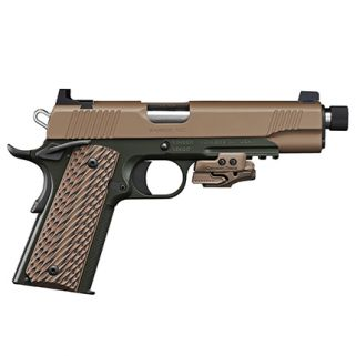 KIMBER WARRIOR SOC CTC TFS