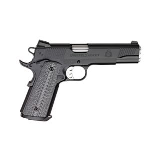 "Springfield Armory 1911 Tactical Response Pistol 45ACP 5"" Barrel W/ Tritium Night Sights 7+1 Black *CA Compliant* PC9108LCA18"
