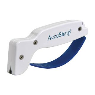 ACCUSHARP KNIFE SHRPNR WHITE