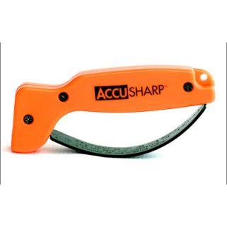 ACCUSHARP KNIFE SHRPNR ORANGE
