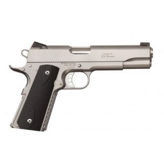 "ED BROWN ALPHA ELITE 45ACP 5"" BARREL 8+1 STAINLESS"