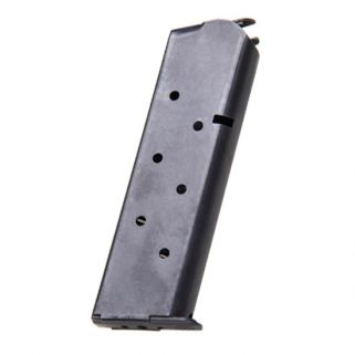 Auto-Ordnance 1911 45ACP Magazine 7Rd Blued Removable Baseplate G21M