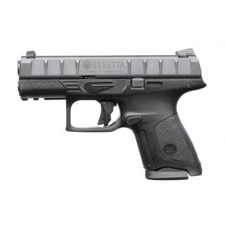 """Beretta APX Compact 40S&W 3.7"""" Barrel 10+1 Black JAXC420"""