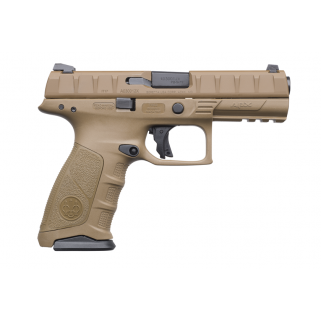 "Beretta APX 9mm 4.9"" Barrel 17+1 FDE JAXF92105"