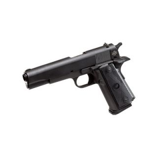 "Rock Island 1911 Standard GI 45ACP 5"" Barrel W/ Fixed Sights 10+1 Parkerized 51453"