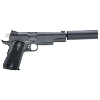 ATI GSG 1911 22LR 5 AD OPS FAUX SUPPRESSOR