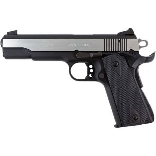 ATI GSG 1911 HGA 22LR 5 BLK W/ POLISHED SS SLIDE
