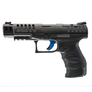"Walther PPQ Q5 Match 9mm 5"" Barrel 15+1 2813335"