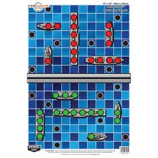 BC DIRTY BIRD 12X18 BATTLE AT SEA TGT 8PK