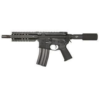 """Bushmaster Enhanced Patrolman 223 Remington/5.56NATO 7"""" Barrel 30+1 Black 91020"""