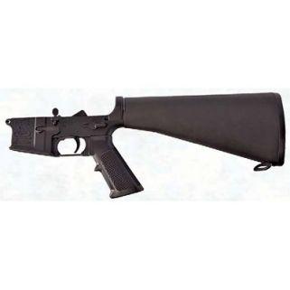 Bushmaster XM-15 Lower 223 Remington/5.56NATO W/ Buttstock Black 92958