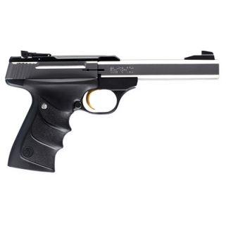 "Browning Buck Mark Standard 22LR 5.5"" Barrel W/ Pro-Target Sights 10+1 Textured Grips/Black 051409490"