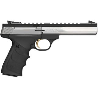 "Browning Buck Mark Contour URX 22LR 5.5"" Barrel W/ Pro Target Sights 10+1 Matte Black/Stainless 051507490"