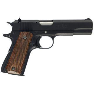 "Browning 1911-22 A1 22LR 4.25"" Barrel W/A1 Sights 10+1 Checkered Wood Grip/Black 051802490"