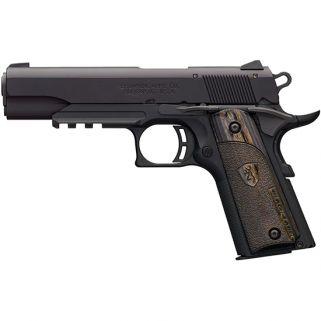 """Browning 1911-22 A1 22LR 4.25"""" Barrel W/ Black A1 Sights 10+1 Black 051816490"""