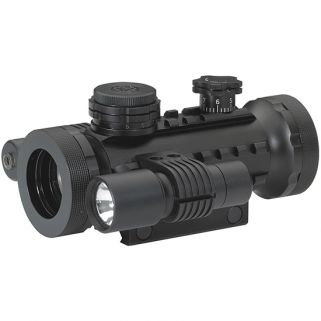 BSA STEALTH TACTICAL 30MM RED/GRN/ BLUE 5MOA