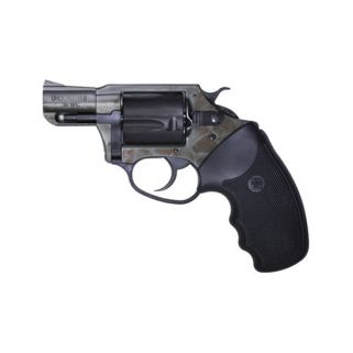 "Charter Arms Undercover The Gator 38 Special 2"" Barrel W/ Fixed Sights 5Rd Black Rubber Grip/Gator Aluminum 23830"