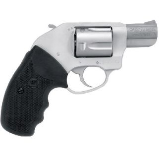 "Charter Arms Mag Pug On Duty 357 Magnum 2.2"" Barrel W/ Adjustable Sights 5Rd Black Grip/Stainless 73510"