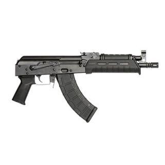 "Century RAS47 7.62X39mm 10.6"" Barrel 30+1 Black HG3783N"