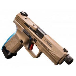 """Canik TP-9 Elite Combat 9mm 4.73"""" Barrel 18+1 FDE HG4617D-N"""