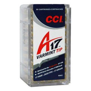 CCI 17HMR 17GR A17 TIP 50RD 50/40