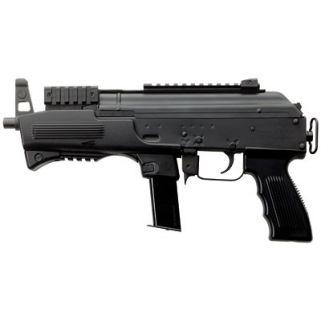 "C.DALY AK-9 PSTL 6.3"" 9MM BER92 BLK"